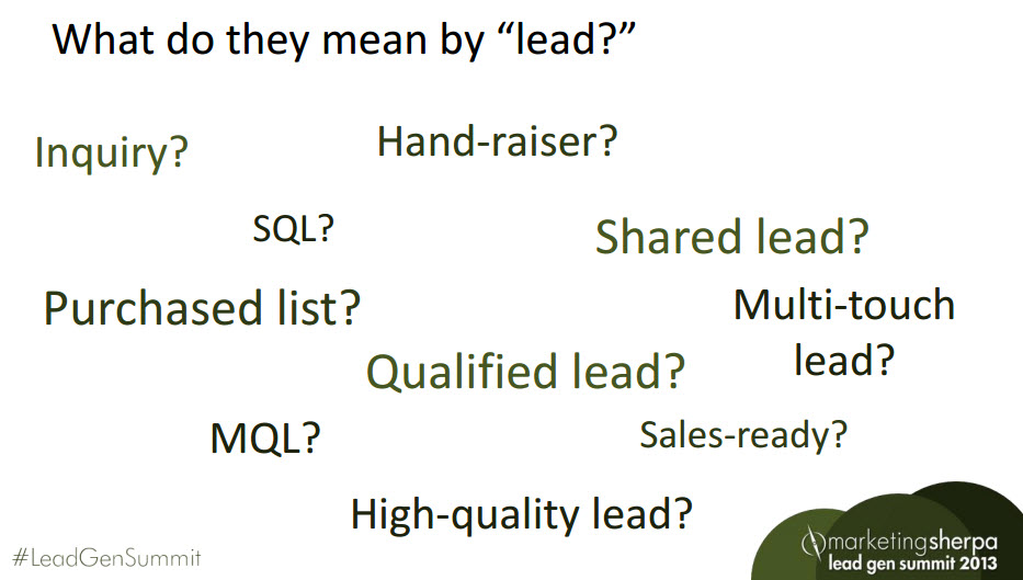 lead-definition