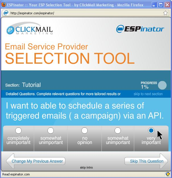 ESPinator screen shot
