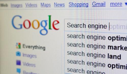 Resultados de Google o SERPs