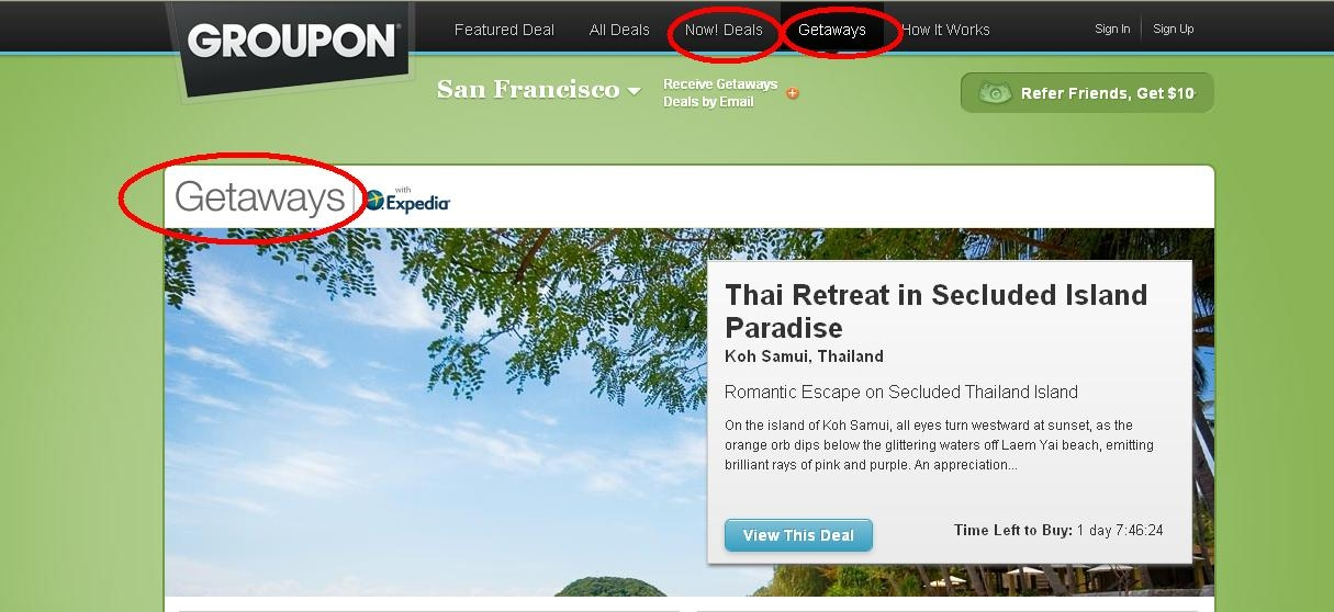 How Groupon Promotes Your Business and Deal Onextrapixel