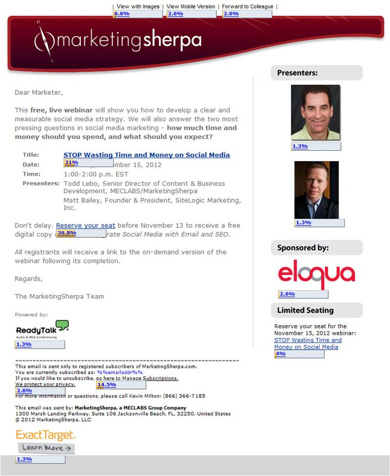 Email personalization 137 increase in open rate from personal note click to enlarge stopboris Choice Image