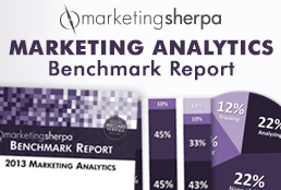 2013 Analytics Benchmark Report