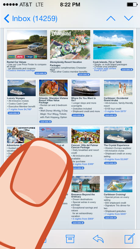 mobile-site-clicks