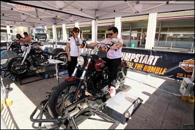 Harley-Davidson Overcomes the Baby Boomer Cliff by Creating a New