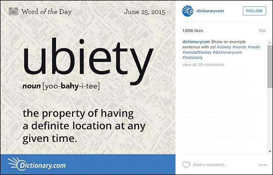 @dictionarycom Instagram Post