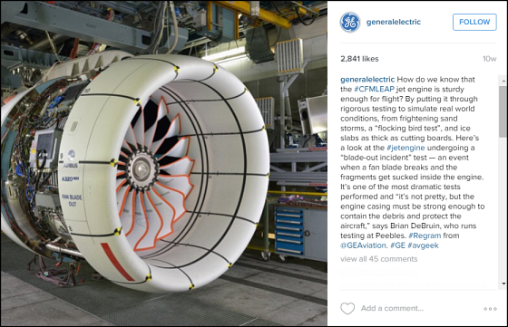 @generalelectric Instagram Post