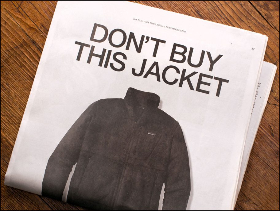 Patagonia's Brand Voice