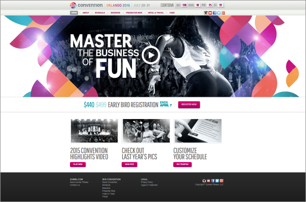 ZINCON Homepage
