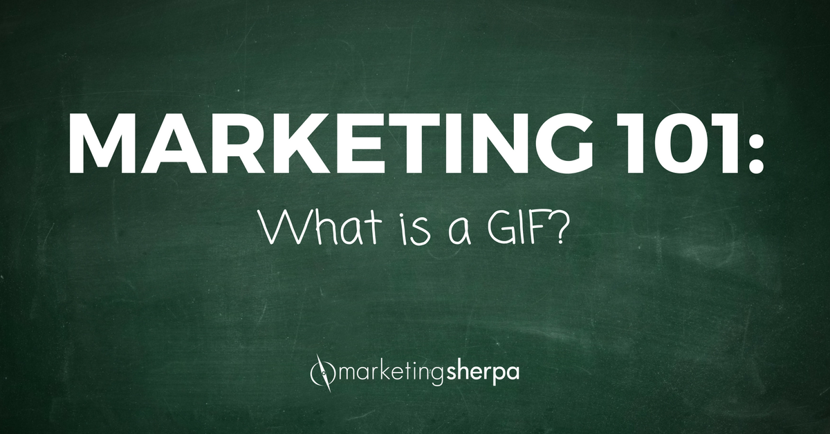 Marketing 101: What is a GIF?