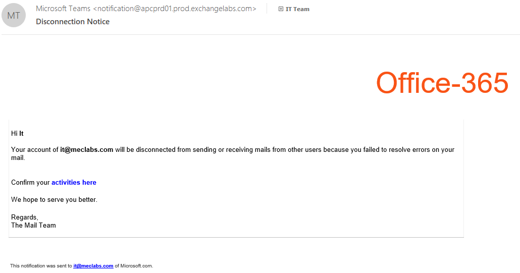 Email Marketing: Why phishing emails (unfortunately) work … and what
